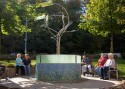 »Lichterbrunnen« Pirmasens 2010 realisiert